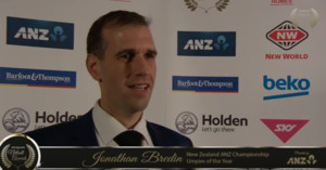 2016 NZ ANZ Championship Umpire of the Year - Jono Bredin