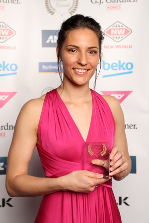 Beko Netball League Player of the Year - Karin Burger