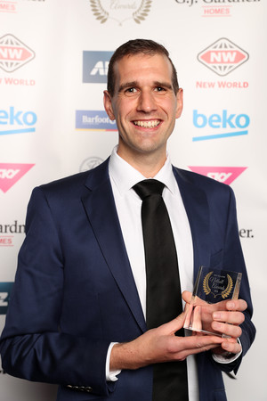 NZ ANZ Championship Umpire of the Year: Jono Bredin